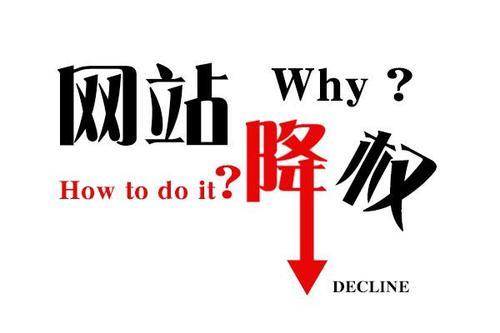 南阳seo:网站被降权了怎么办?如何快速恢复